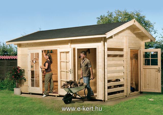 Szerszámtároló faház 28 mm Weka150