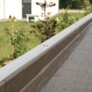 Faház lapostetős vízszigeteléshez KSK-M ragasztható lemez