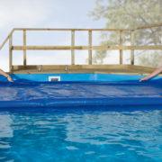Weka medence fűtés szolár energiával