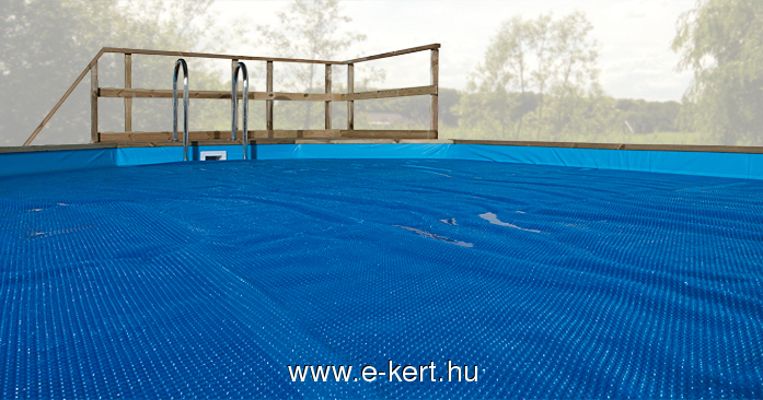 Vízmelegítő szolárfólia medencéhez