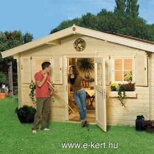 Faházak nagyobb kerti tárolók 4-16 m2