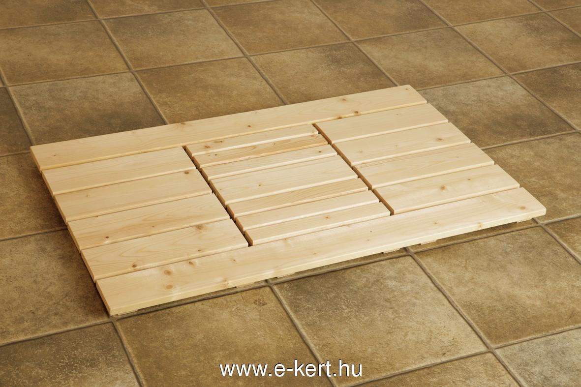 Szauna padlórács 60x90cm