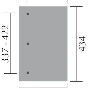 Terasz előtető mérete 672.2843
