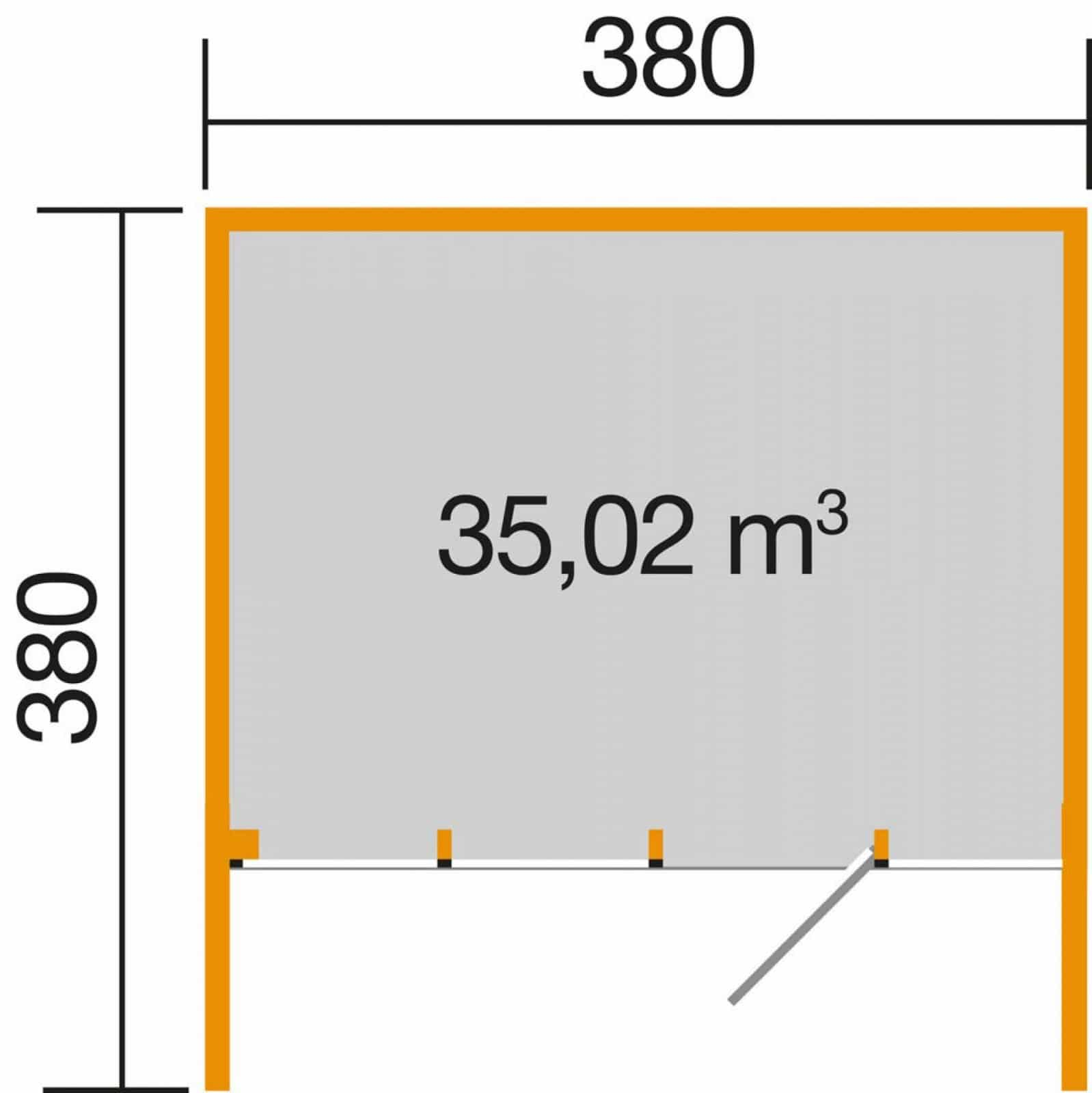 Cubilis2.0 prémium panoráma faház
