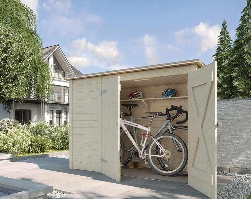 Weka szerszámtároló kerékpár tároló 367