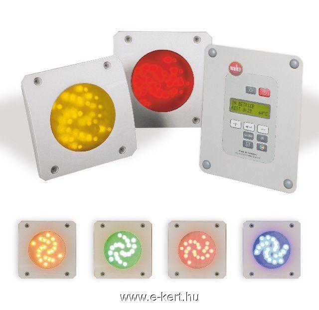 Fényterápia szauna LED lámpa